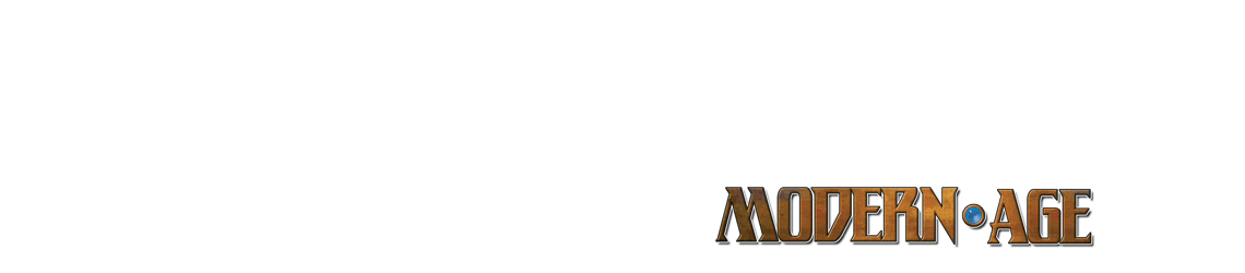 Modern AGE RPG logo