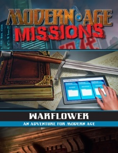 Modern AGE Missions: Warflower